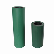 Heat resistance CR rubber covering rollers for ink printing used