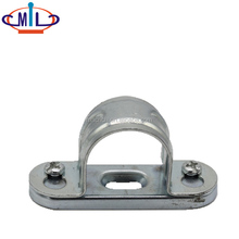 20mm malleable iron rigid metal cable clamps