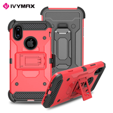 Full protector case for iphone 8 phone cover popular shockproof hybrid case