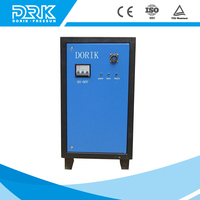 Water cooled controlled high frequency power supply cabinet