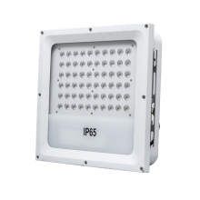 High-end Bridgelux chip ip65 outdoor 100w 120w led gas station canopy light