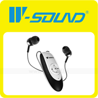Mobile Phone Bluetooth Intercom System Hands Free Wireless Bluetooth Intercom Headset i6