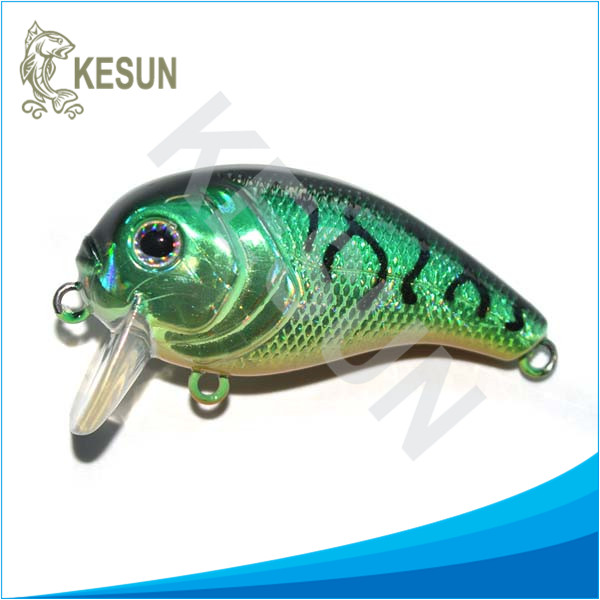 Free sample floating micro crankbaits crankbait for bass kesun for Canada