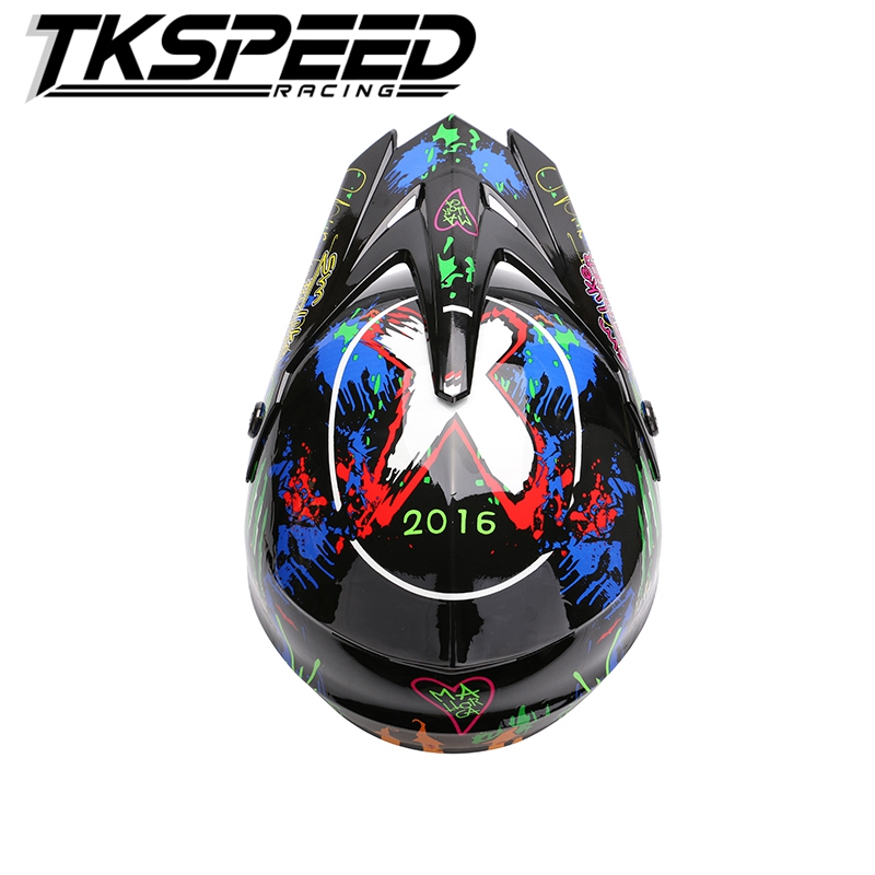 2016 new top moto quality mens motorcycle sports full face helmet
