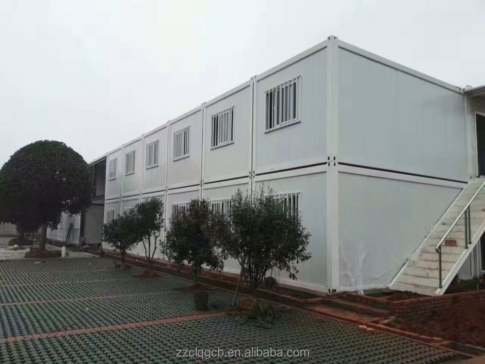 20ft 40ft Foldable homes flat pack container house price in south africa