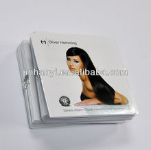 Hair Liquid Shampoo Products Catalog Printing