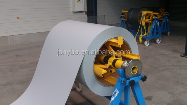 Cool Color Coated Steel Coil Professional hot Rolled Steel Plate