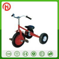 Three wheels bike with pedal tool cart TC1803 for children