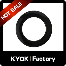 KYOK stainless steel curtain bracket/curtain rings accessory,wholesale homeware 0.8mm hardware metal curtain eyelet rings