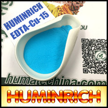 Huminrich Trace Element In Agriculture Chelate Copper EDTA-Cu-15