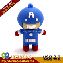 Wholesale 16GB Captain America USB Flash