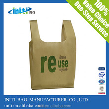 2015 Popular Wholesale 100% Organic cotton bag india For Shopping
