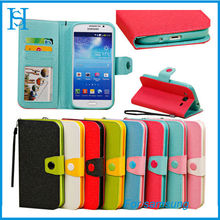 Wallet PU Leather Flip Phone Case Cover Stand for Samsung Galaxy Mega 5.8 i9150