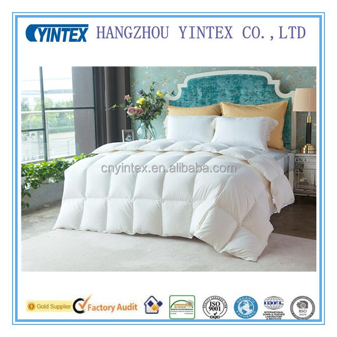 High Quality Luxury 0.9D Polyester Fiber Duvet Comforter Quilt Microfiber Fabric For Hotel