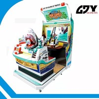 Simulator arcade racing motor bike game machineGGY3080