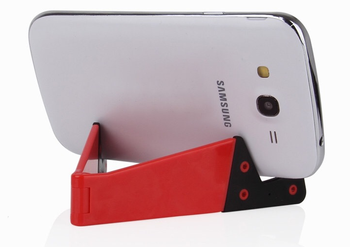 Premium display stand for mobile phone, smart stand for mobile phone, plastic cell phone stand