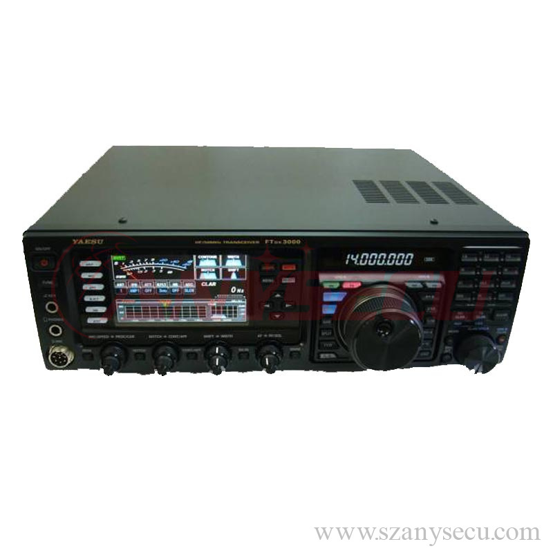Two-way communication YAESU FTDX1200 HF/50MHz Transceiver car ham radio 100 Watts SSB CW FM and AM Scrambler Repeater
