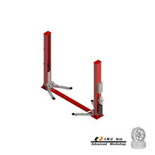 Electric two post car lift 4ton manual lock DS4.0-2B