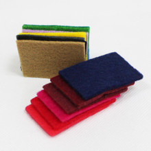 China manufacturer food grade nonwoven needle punched felt