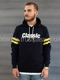 Cheap men's custom hoodie