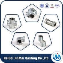 best price all thread galvanized 1/2' pipe fittings