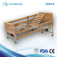 AYR-6524-R Wooden Home care Bed For sale