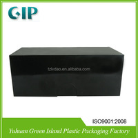 Plastic PS box/container/case for chips