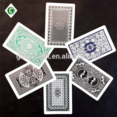 Personalized Deck Of Card Game,Top quality Customized paper playing cards,Solitaire Game card for advertising