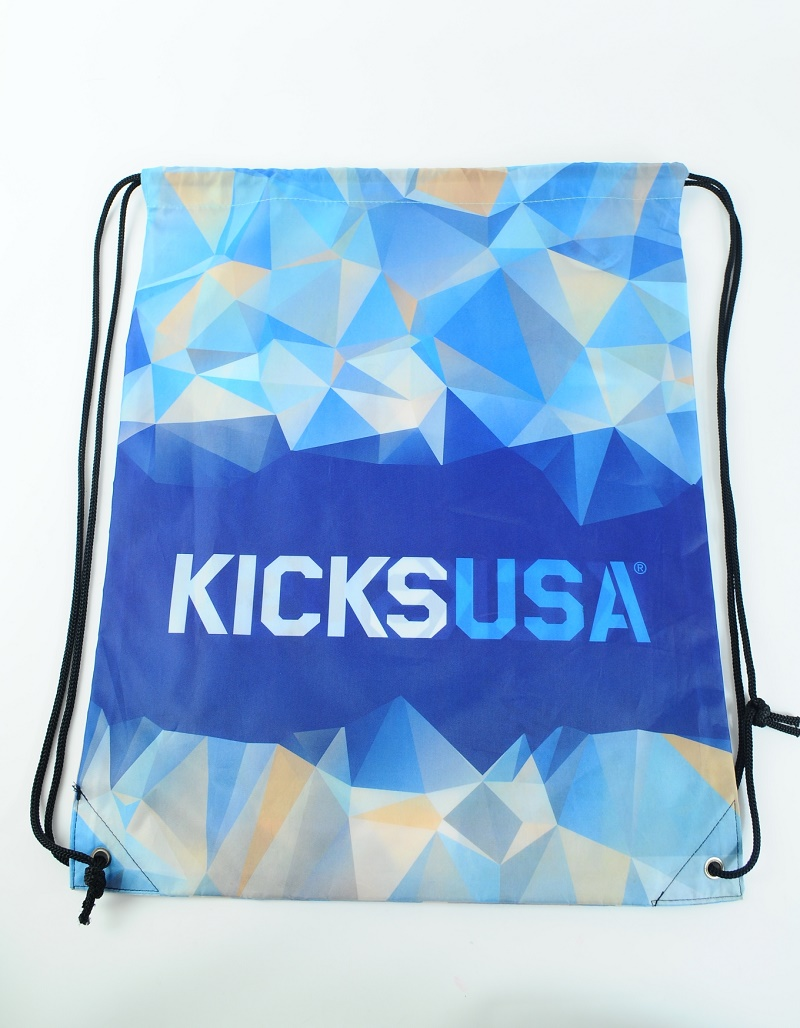 Promotion Recycled OEM Manufacturer For Sport Nylon Drawstring Backpack