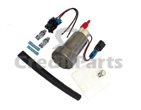 Best Quality Hot sales F90000267 Walbro 465LPH E85 <strong>Performance</strong> <strong>Racing</strong> Fuel Pump With Install Kit