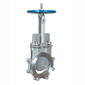 4 inch Stainless Steel Water Knife Stem Gate Valve