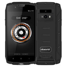 New Product vkworld VK7000 With Metal Side 5.2inch Android 8.0 Rugged 4G Smartphone IP68 Waterproof Shockproof Mobile Phone
