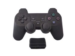 Wireless game joystick for PS2 2.4G