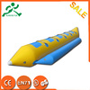 Popular banana boat nice color inflatable flying banana boat for sale