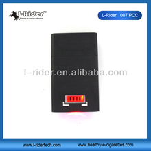 2014 New cheapest portability and fashion mini electronic cigarete with Easy charging PCC case system k500