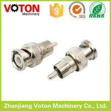 Terminal connector Factory hot sale JR bnc to rca connector bnc connector
