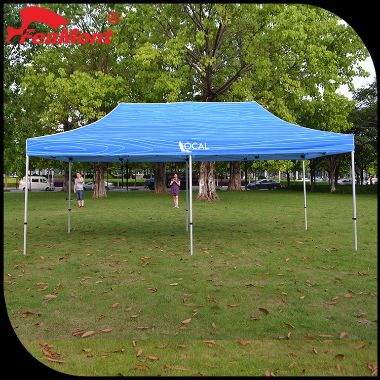 420D Oxford Folding Steel Canopy Tent 10 x 15 ft For BBQs And Fetes