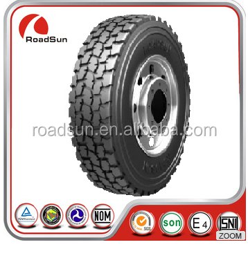 cheap wholesale used tires 295/75R22.5 tires TBR automobile tires