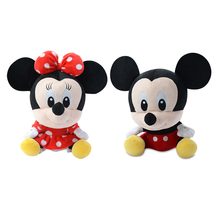 OEM best quality mickey mouse plush doll toy