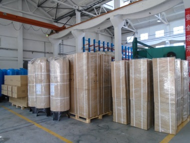 Packing (Water Treatment Vessel)