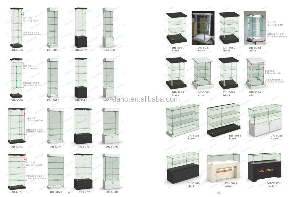 High quality living stuff display rack convenience store display rack