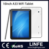 High Definion 1024 600 WIFI Tablet