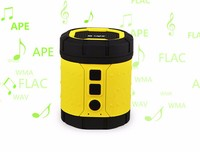 SEE ME HERE BV350Mini Outdoor Wireless Bluetooth Speaker Mini Card Bicycle Ride Audio
