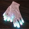 Mode LED Gloves Mittens Costumes Rave Party Skating Riding Party Accessory