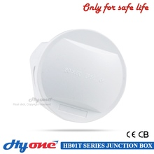 Small sizes 80x50 mm excellent junction box new ABS material waterproof IP65 electrical enclosure