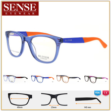 Men & women new style 2014 spectacle frames eyeglasses dilem eyewear of rubber eyeglass frames CE FDA