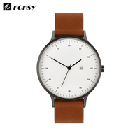 Cheap Chinese OEM 3Atm Water Resistant Stainless Steel 2018 Quartz Custom Logo Small Order Wrist Watches Quartz Wholesale