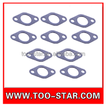 10 Pack FOR Honda GX240 GX270 GX340 GX390 Engine Exhaust Muffler Gasket Go Kart Racing