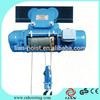 CD1 / MD1 Type Electric Wire Rope Hoist / Cable Hoist Crane