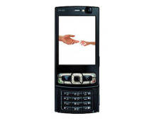 Hot handphone unlocked cell phone black n95 mobile phone